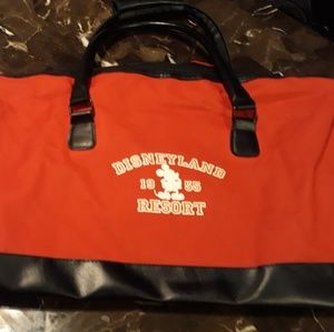 Disney resort tote bag